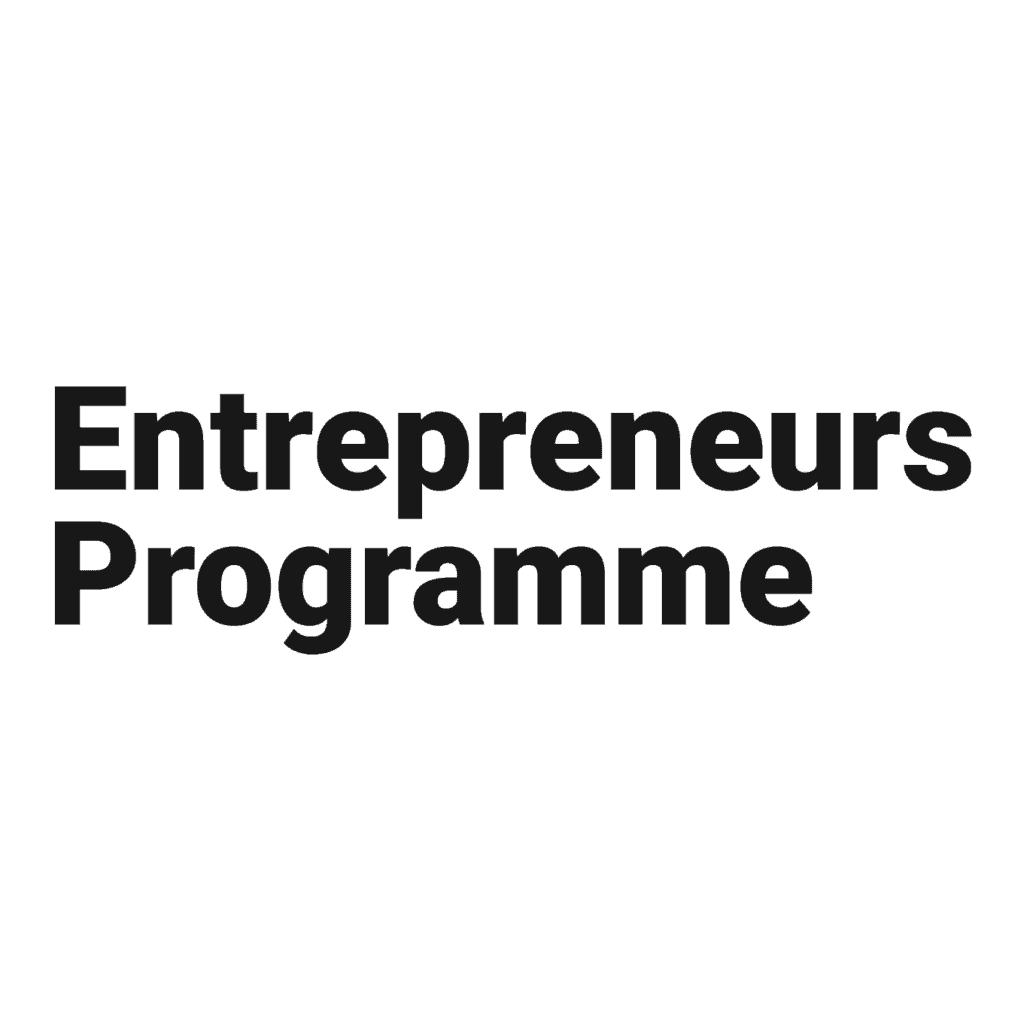 Entrepreneurs Programme
