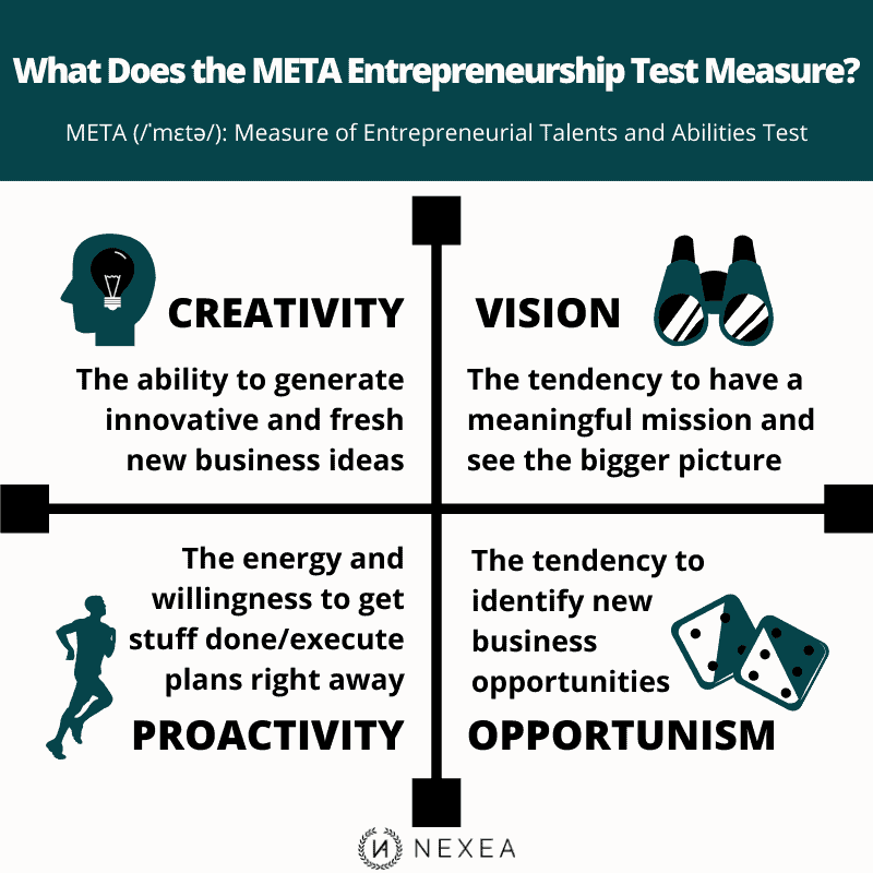 WHAT DOES META MEASURE 1 1 / Entrepreneurship versus Intrapreneurship